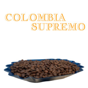 coffee colombia supremo