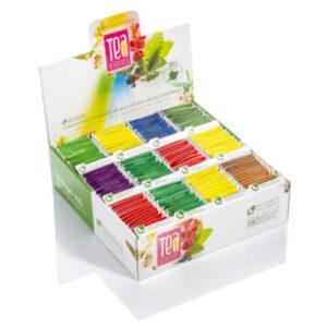 Картонена кутия – 180 пакетчета чай